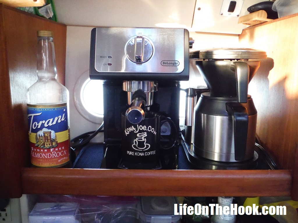 Brewing Espresso On A Sailboat Archives Life On The Hook