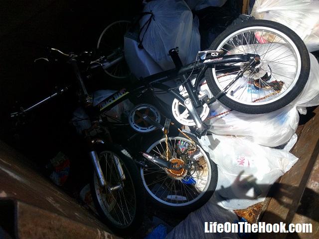 trashbikes